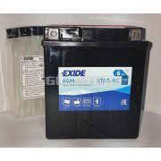 Exide zselés akkumulátor YTX7L-BS, ETX7L-BS