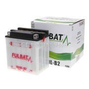 Fulbat savas akkumulátor YB10L-b2+SAV