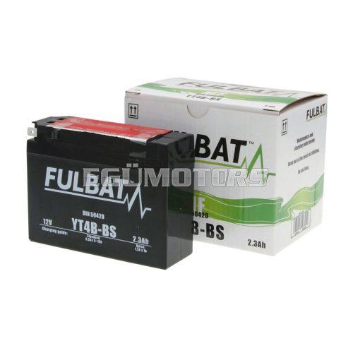 Fulbat  zselés akkumulátor YT4B-BS