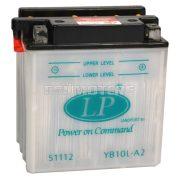 LP Savas akkumulátor YB10L-A2